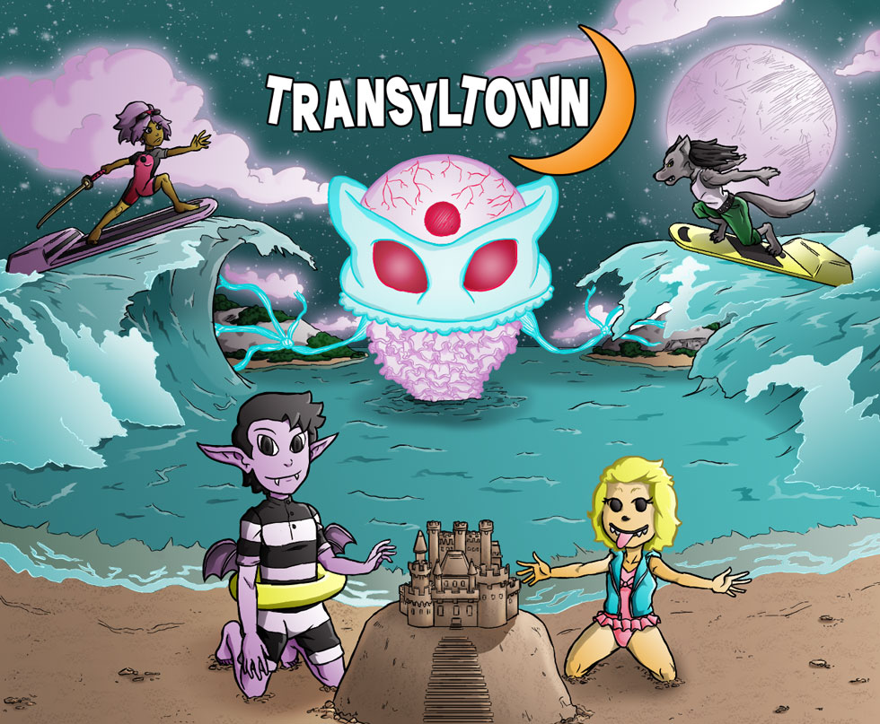 Transyltown Episode 4 Cover
