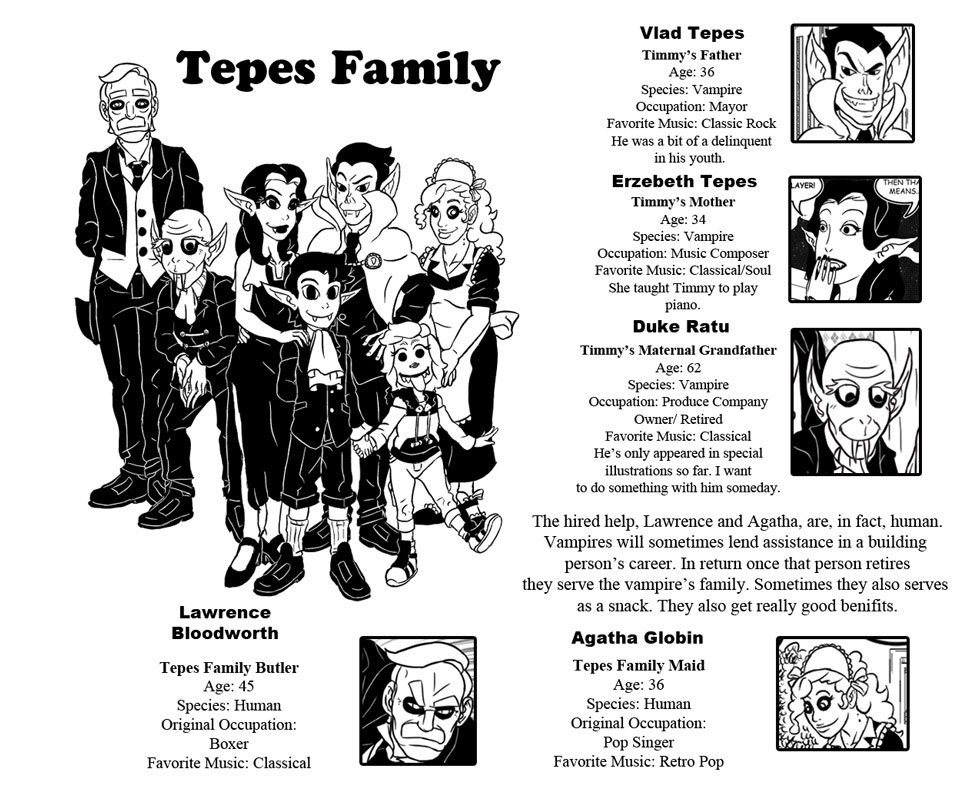 Tepes Family