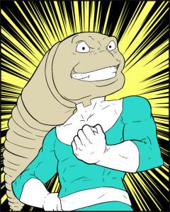pet worm