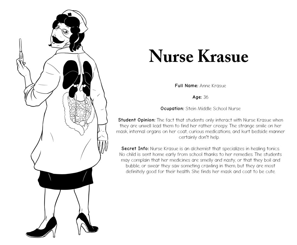 Nurse Krasue