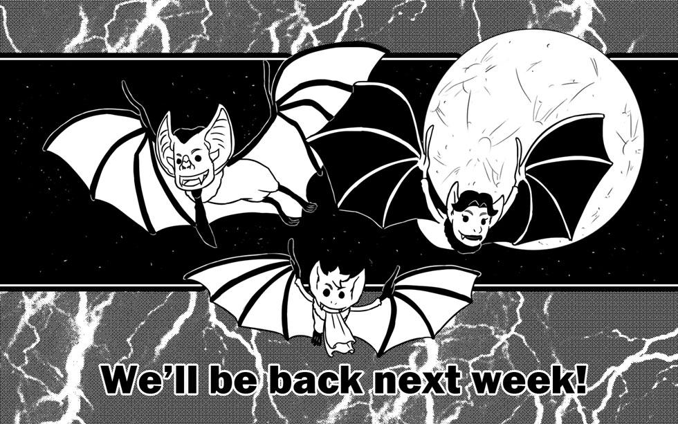 Vampire Bat Family