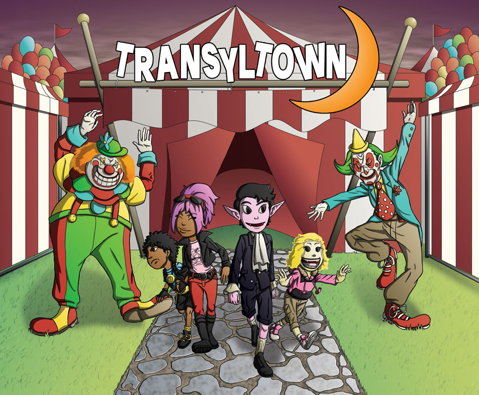 Transyltown Episode 3 Cover