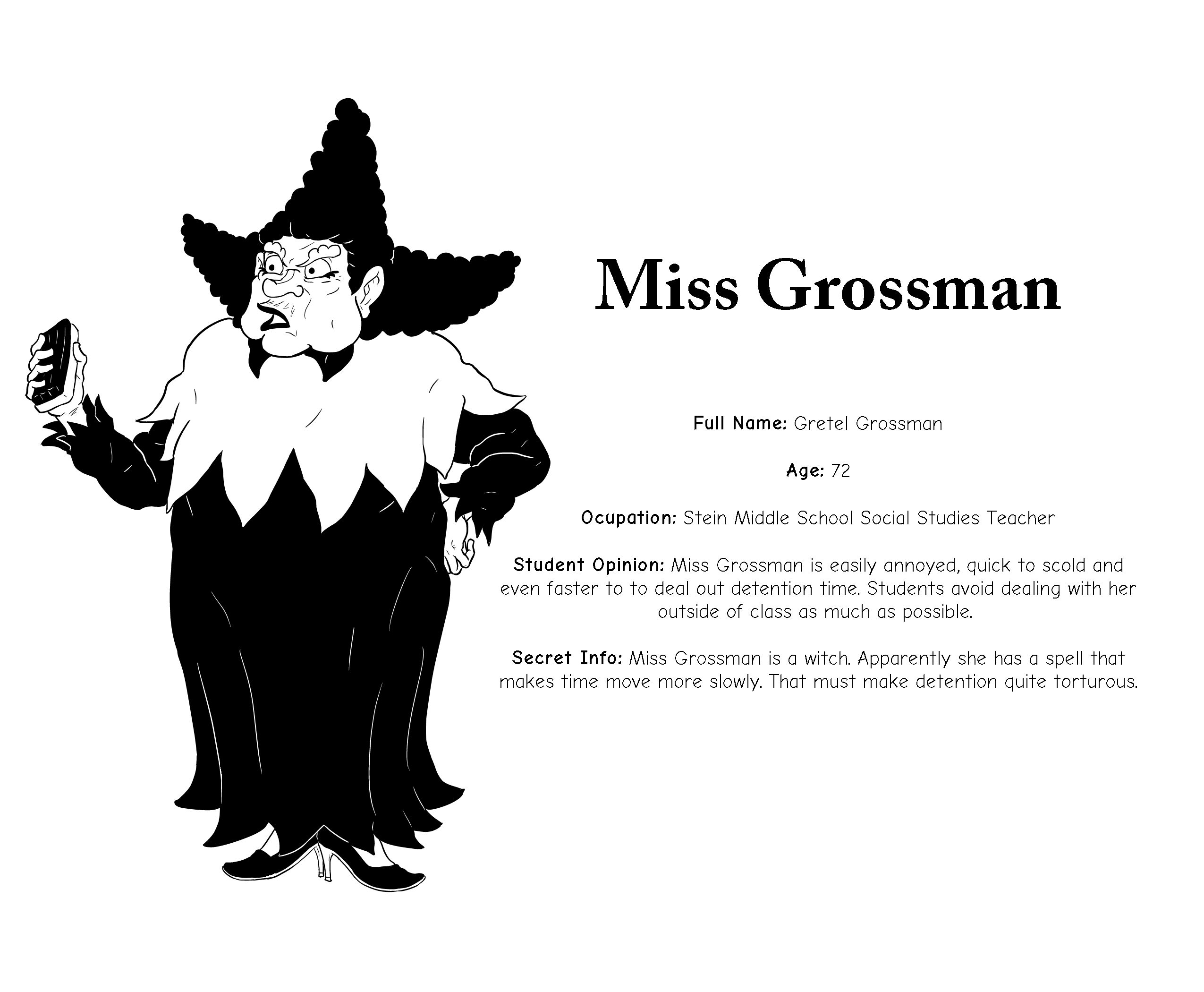 Miss Grossman