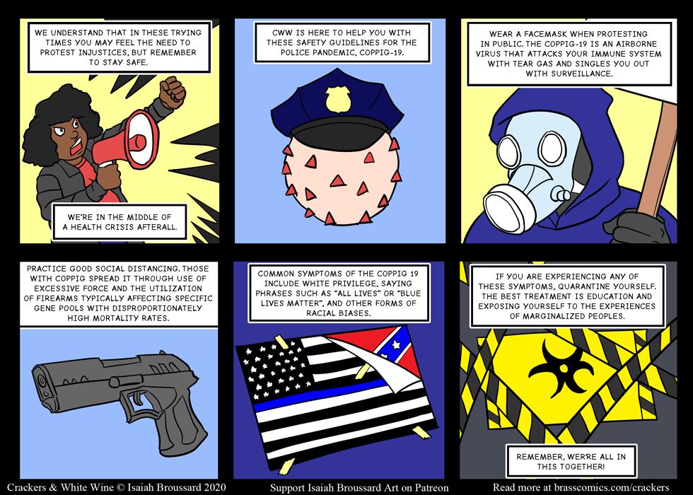 Police Pandemic